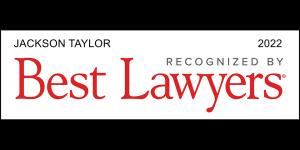 Best Lawyers Jackson Taylor